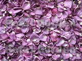 Lilac Freeze Dried Rose Petals