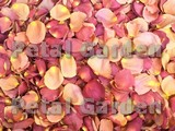 Sugarplum Freeze Dried Rose Petals