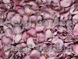 Dusty Purple Dried Rose Petals