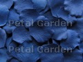 Blueberry Silk Rose Petals