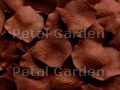 Brownie Silk Rose Petals