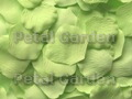 Honeydew Silk Rose Petals