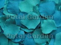 Turquoise Freeze Dried Petals